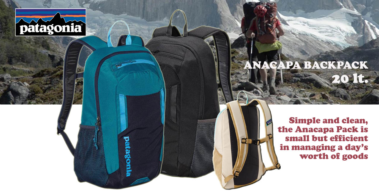 Anacapa Backpack 20