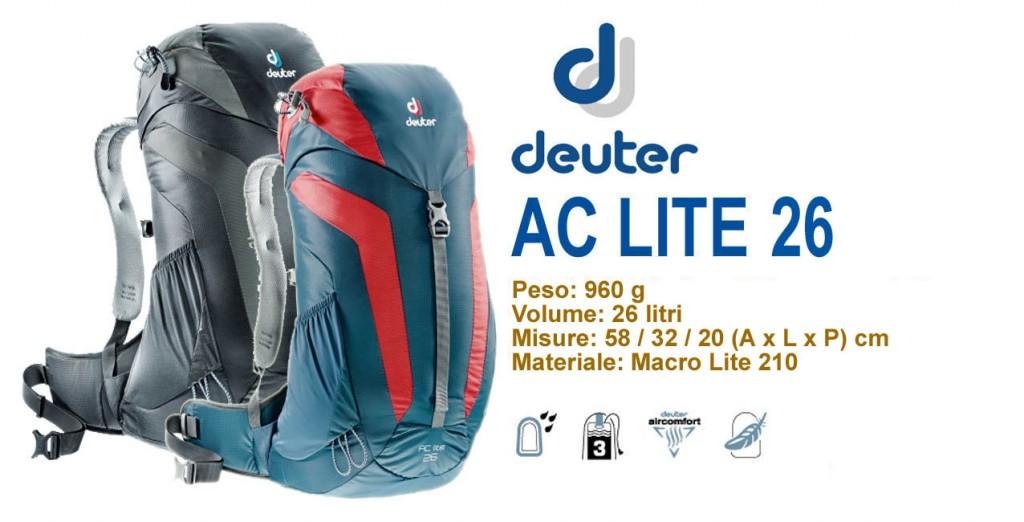 Deuter AC Lite 26