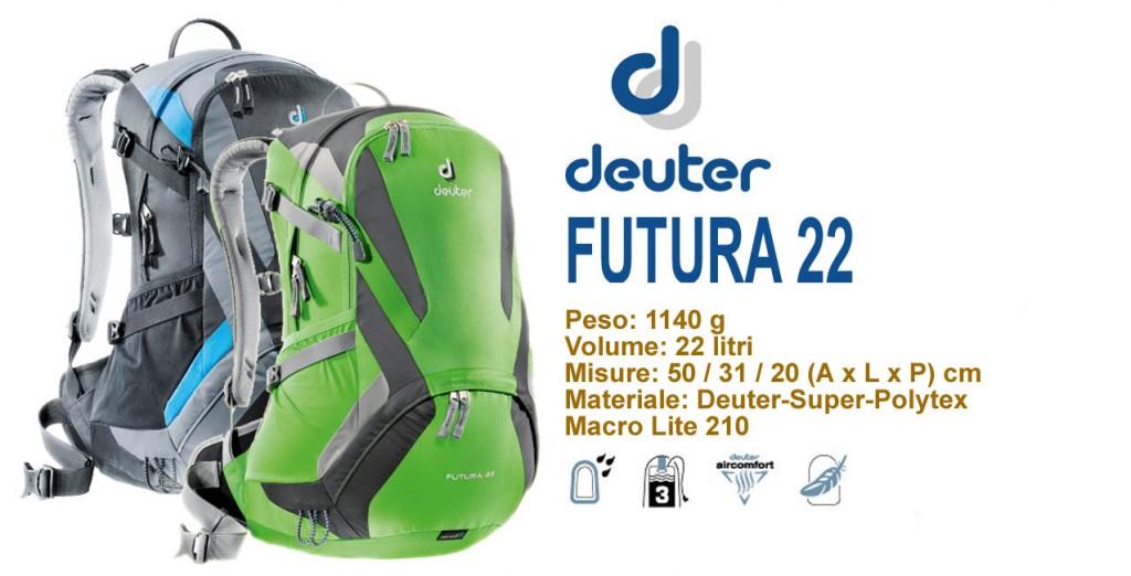 Deuter Futura 22
