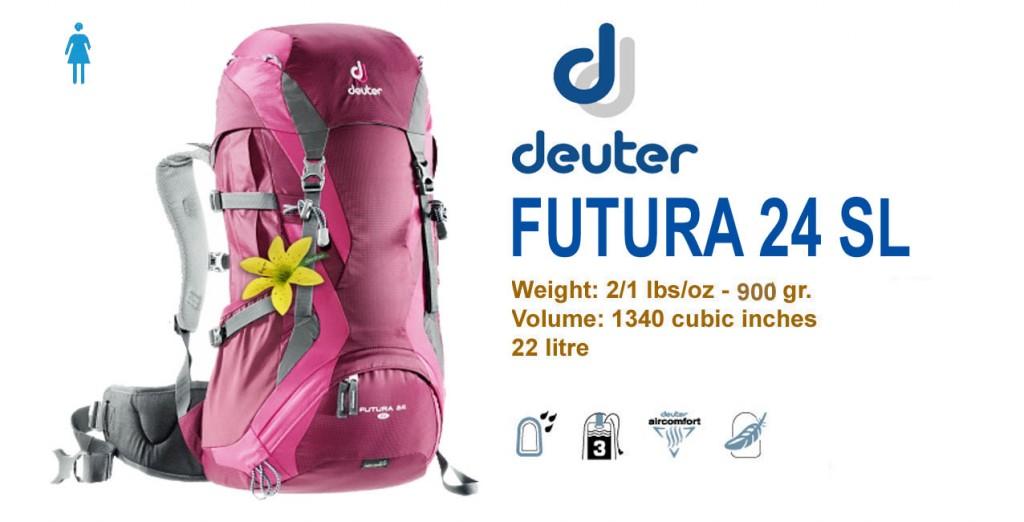 Deuter Futura 24 SL