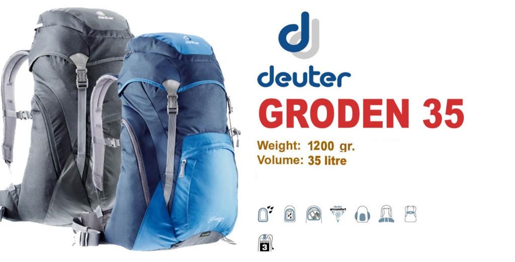 Deuter Groden 35