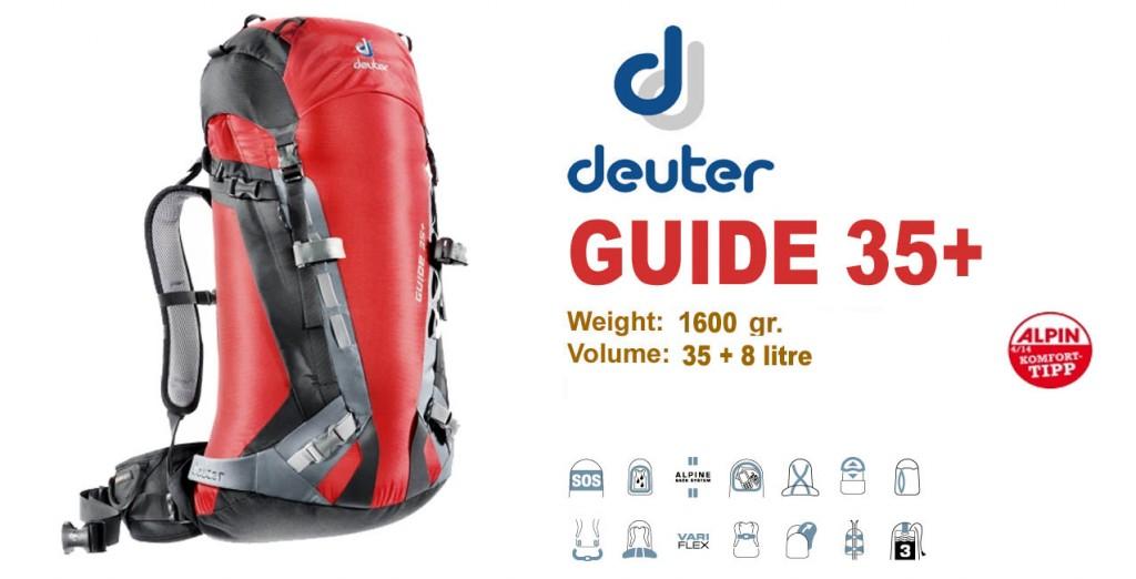 Deuter Guide 35 +