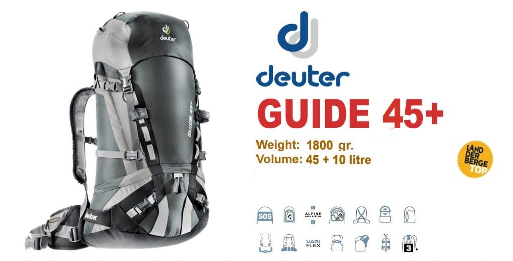 Deuter Guide 45 +
