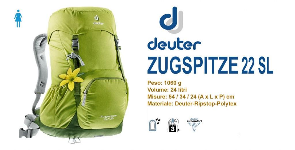 Deuter Zugspitze 22 SL