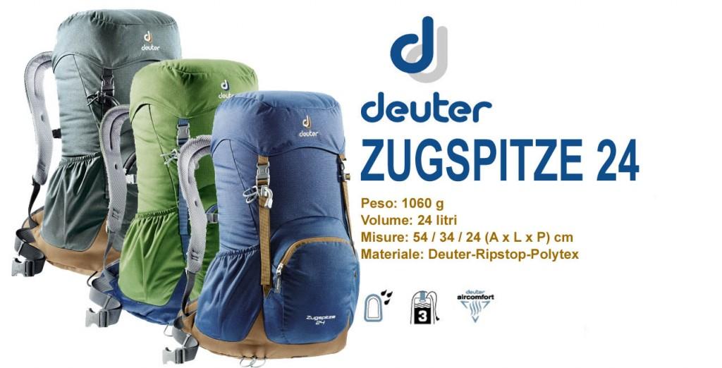 Deuter Zugspitze 24