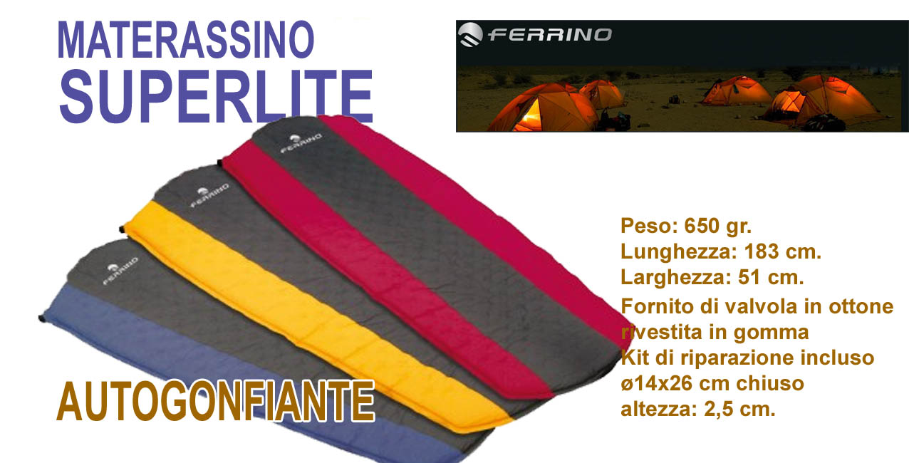 FERRINO SUPERLITE