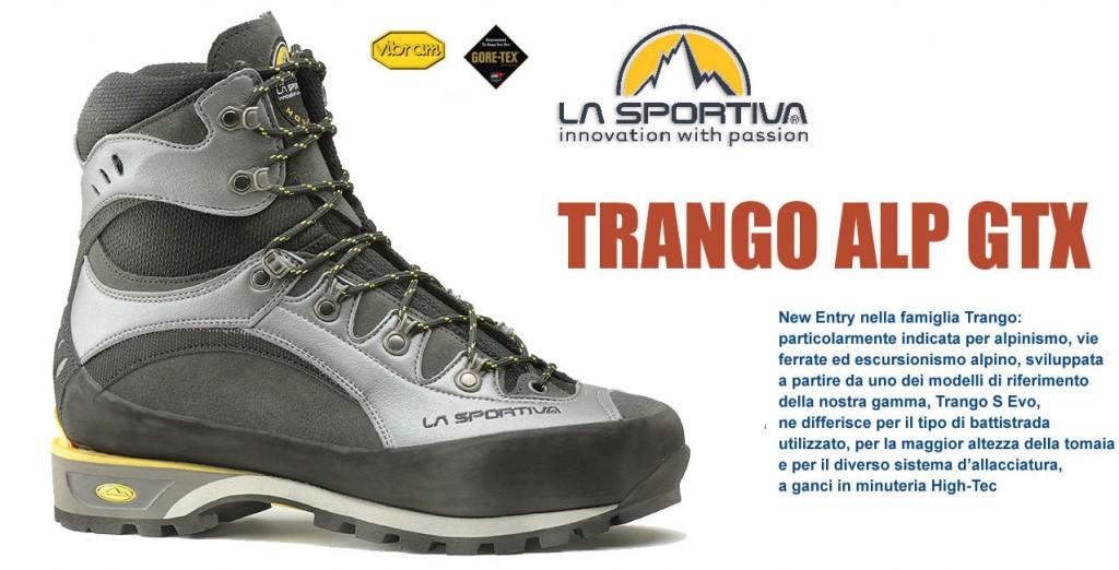 La Sportiva Trango Alp GTX