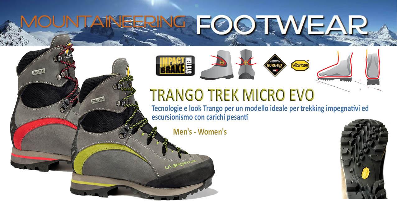 trango trk micro gtx men scarpe da trekking
