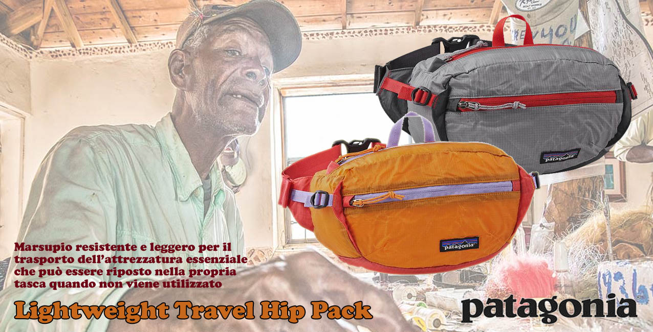 Patagonia Lightweight Travel Hip Pack
