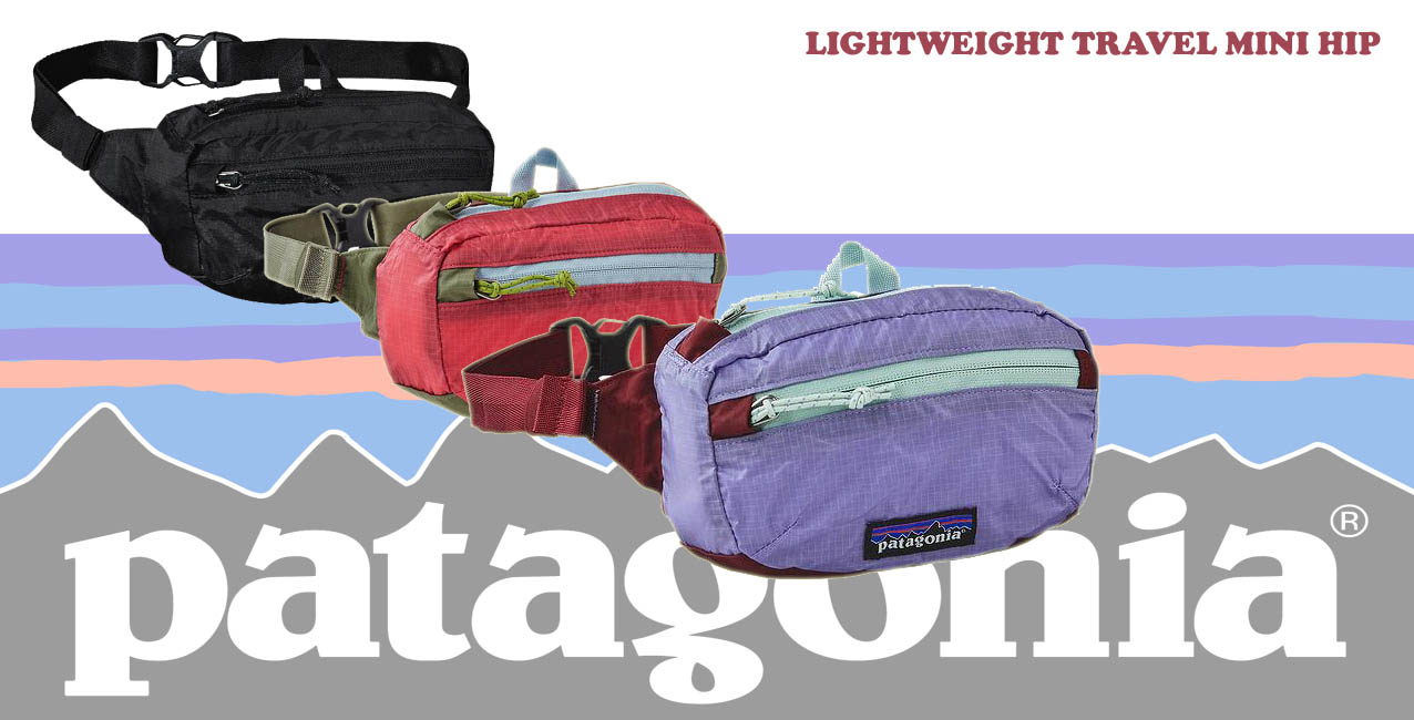 Patagonia Lightweight Travel Mini Hip