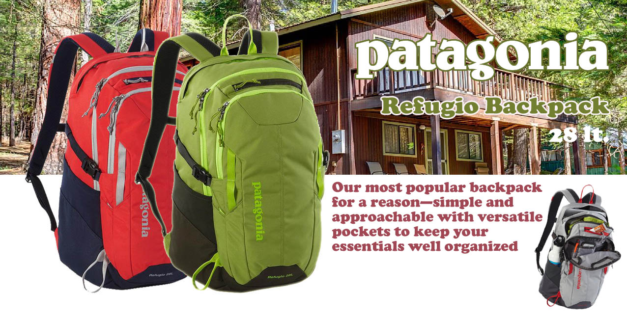 Refugio Backpack 28
