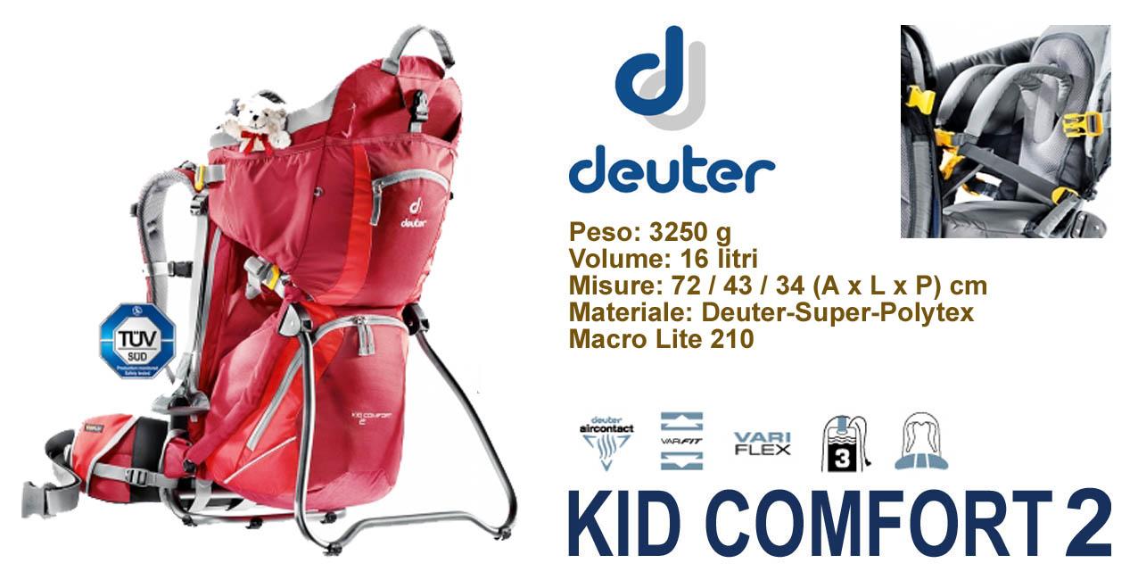 Deuter Kid Comfort 2